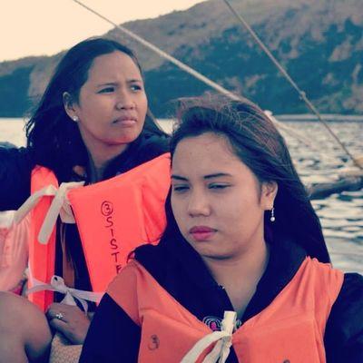 Cruisin Anawangin Pumpboat