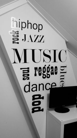 Room Decor Music Stickers