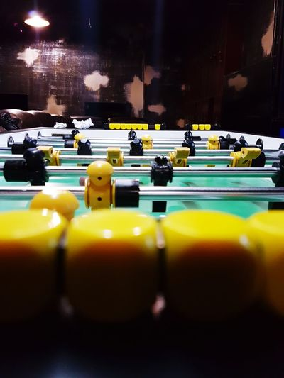 Foosball Foosball Table S7 Edge Photography S7 S7edge Abu Dhabi Photography Sports No People Indoors  Competition