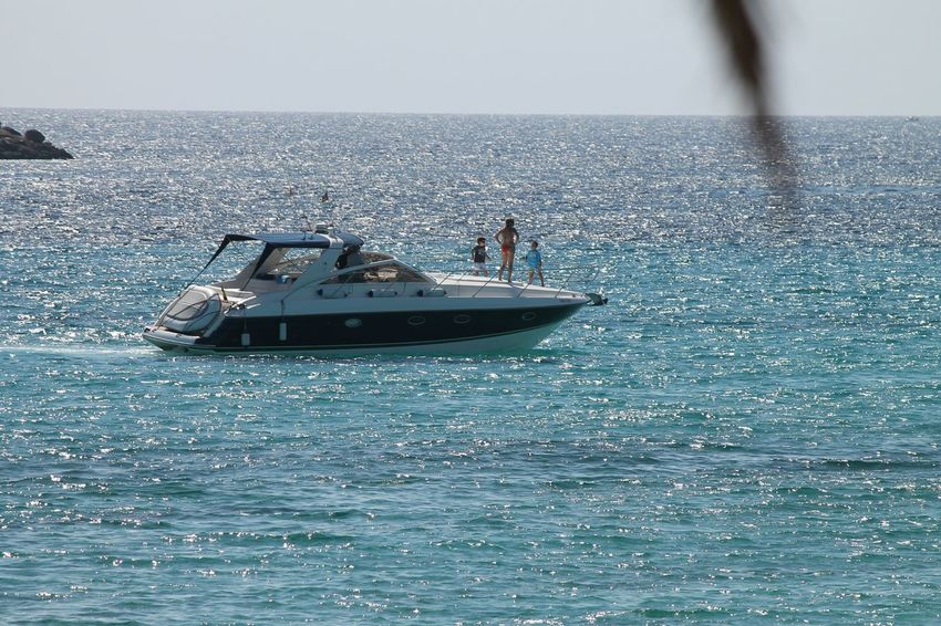 Paparazzi Paparazi Damn The PAPARAZZI! Boat Ocean View Water Reflections V.I.P's V.I.P Ibiza Beach