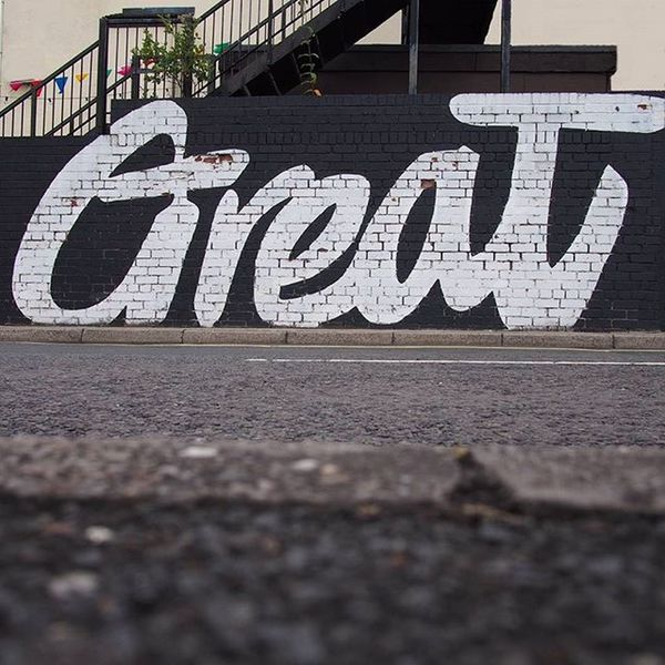 The greatness of art is not to find what is common but what is unique. @deaks @lordbunn Exploringvibes Justgoshoot VSCO Streetdreamsmag Streetprowlers Vscostreet CripixtMovement Crisp_captures Visualsoflife Killeverygram Shoot2kill Streetart Instastreetart GatsbySheffield StreetArtEverywhere Mkexplore ExploreEverything Socialsheffield Sheffotos Artofvisuals AOV Streetartglobe Ourfavplaces Folkcreative Freedomthinkers visualadventure