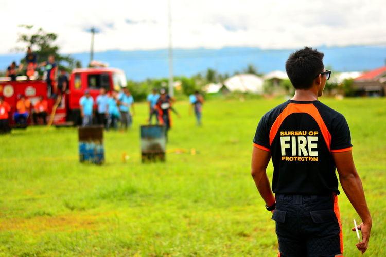 #Firefighter