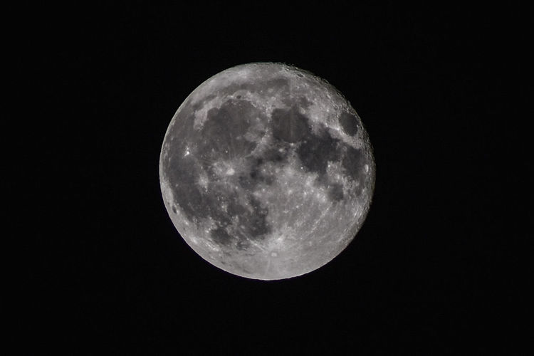 The Moon Nature