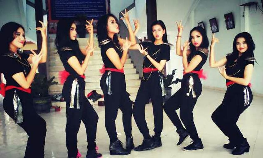 Like a BARBIE girls guys ;)) Sexy SWIDCREW Happy Girls Indonesiawomen