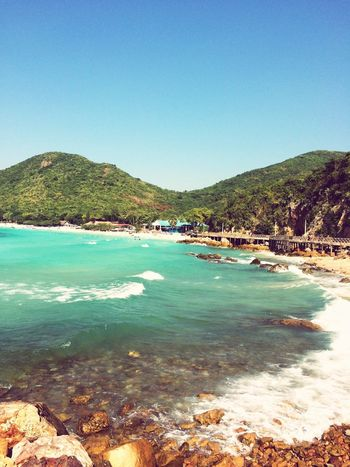 Paradise Koh Larn Island