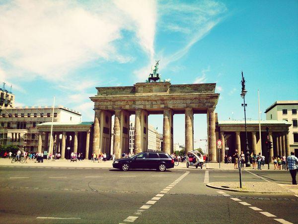 amazing trip! Berlin I Love You!! Toppeopleworld Hyberlin Roadtrip Travelling