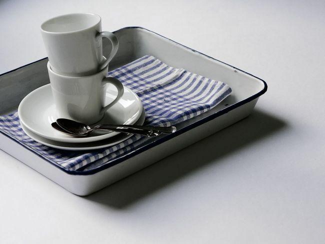Kitchen Cups Still Life