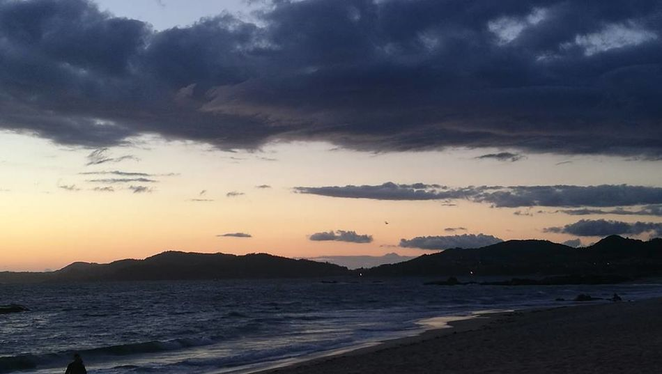 Beach Galifornia Galicia, Spain Vigo, Galicia (España) #vigo #galicia #pontevedra spain españa Calidadegalizaa First Eyeem Photo