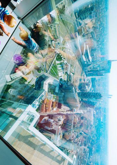 Cliffhanger // Palazzo Lombardia (Milano) City Cityscape Milano Palazzo Lombardia Milan Italy Panoramic Cliffhanger Baby Reflection Vertigo Streetphotography Candid City Olympus