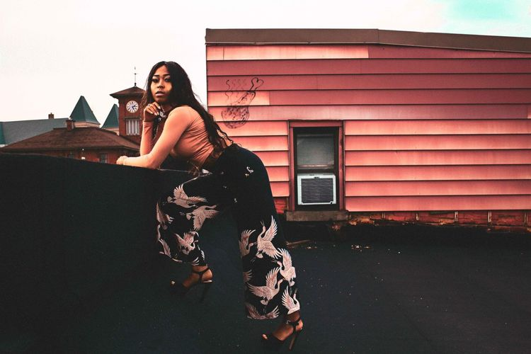 Shaquira Miller Shot By Sean Diamond EyeEm Best Edits EyeEm Best Shots EyeEm Best Shots - Nature EyeEm Nature Lover EyeEm Selects EyeEm Gallery EyeEmBestPics EyeEmNewHere Architecture Beautiful Woman Building Exterior Built Structure Day Eye4photography  Eyemphotography Full Length Lifestyles Looking At Camera One Person Outdoors People Real People Sitting Young Adult Young Women
