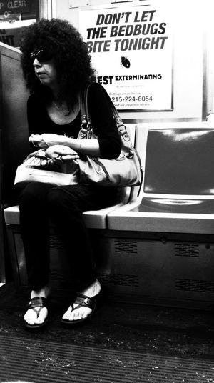 In #Philadelphia #subway