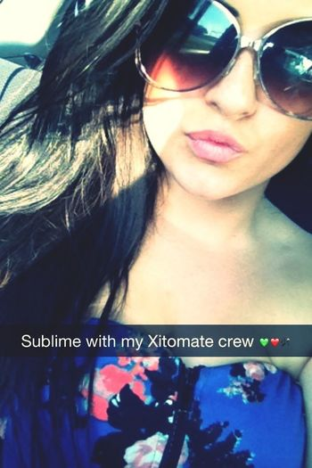 Sublime With My Xitomate Crew
