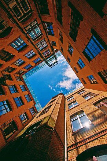 Hackesche Höfe Urbanphotography Streetphotography Vintage Filter Beautiful Art