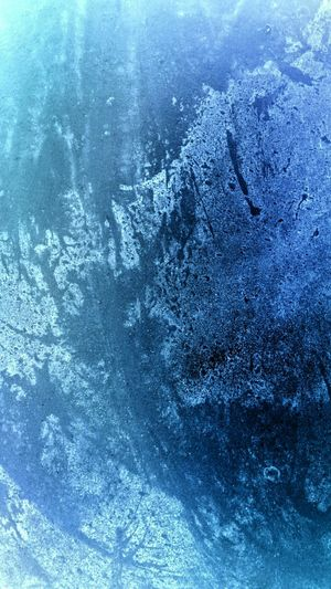 Blue Full Frame Backgrounds Close-up Abstract Nature Cold Temperature Textured  No People Swimming Beauty In Nature Underwater Day Indoors  UnderSea Animal Themes Ancient Creativity Muddy Waters Original Artwork Original Photography