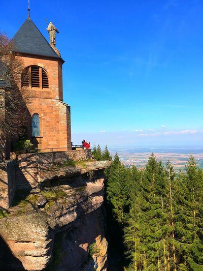 Le Mont sainte