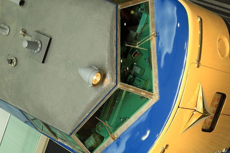 クハネ581 Raylway Museum Kyoto Train Museum Train Limited Express