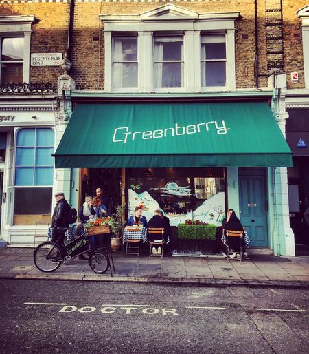 London LONDON❤ Londonlife City Of London Primrose Primrose Hill Primrose Hill London Brunch Brunchtime Greenberry Cafe