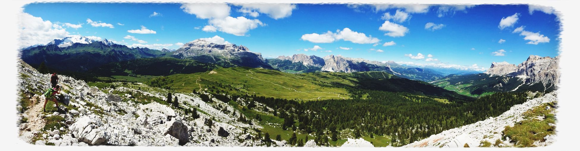 Dolomiti World Heritage