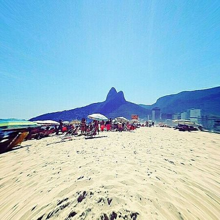 Beach Nature Brazil Summer Vacation Sun Clounds  Sky Photography Photooftheday