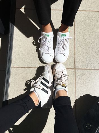 Adidas Superstar AdidasStanSmith Best Friends Fashion Addict