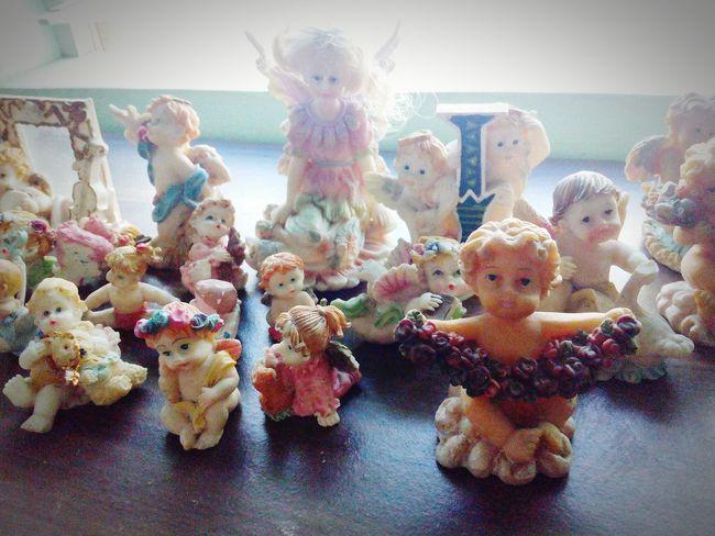Little Angels Angels Figurines  First Eyeem Photo