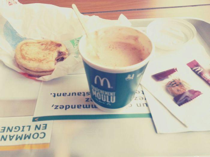 Cafe Du Matin Hello World Trop Dure