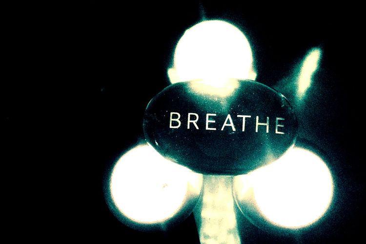 Enjoy The New Normal BREATHEfree BreatheTheLight Breathe!!
