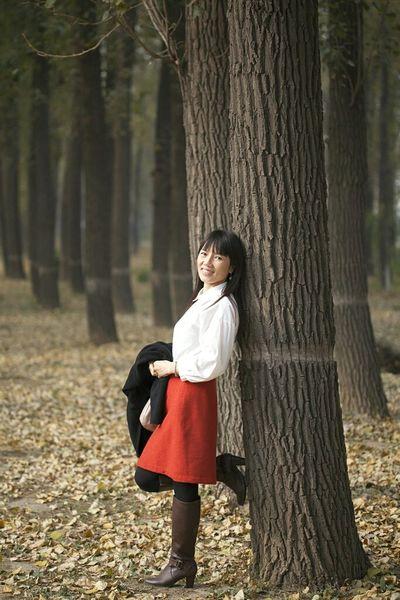 Women Who Inspire You China China Photos Outdoor Life Traveling Autumn🍁🍁🍁 Beijing, China