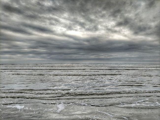 Kiawah Beach Kiawah Island Cloud - Sky Beach Nature Sea Sand Outdoors Beauty In Nature Dramatic Sky Scenics Sky No People Landscape Water Beautiful South Carolina Tranquility Horizon Over Water Tranquil Scene Storm Cloud Day