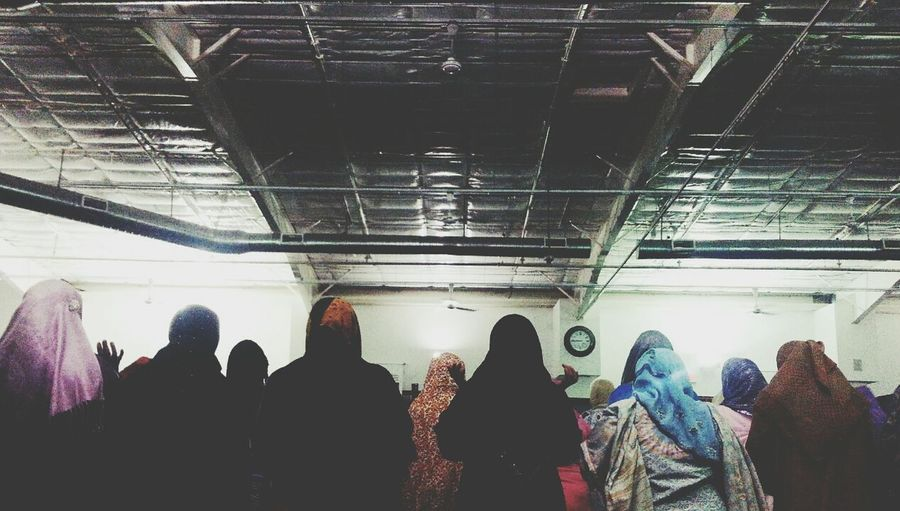 I was invited by a friend to attend Ramadan  which I did. The women were nice; I enjoyed meeting new friends. I loved how we, Christians, Muslims, Mormons, etc sat together, talked and got to know each other. :-) Religion Christian Love
