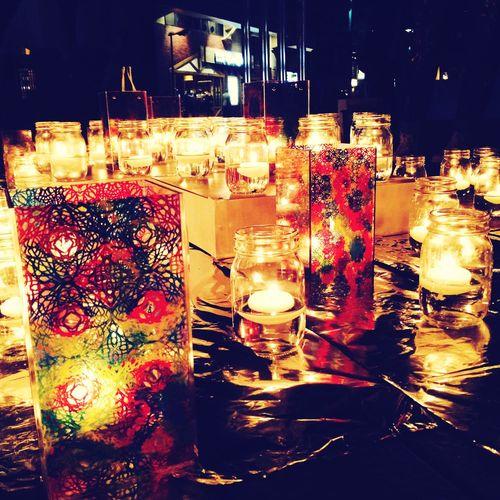 キャンドルナイト♡ キャンドルナイトin大阪茶屋町 Candlelight Beautiful