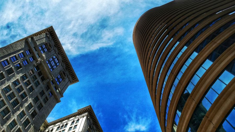 Fifth Street Towers Soo Line Building Architecture Looking Up DowntownMPLS Minneapolis Minnesota Urban Geometry Afternoon Blues Urban Landscape Urbanphotography Cityscapes Urbanscape Urban Photography