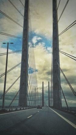 Bridges Bridge Copenhagen, Denmark Õresund bridge crossing
