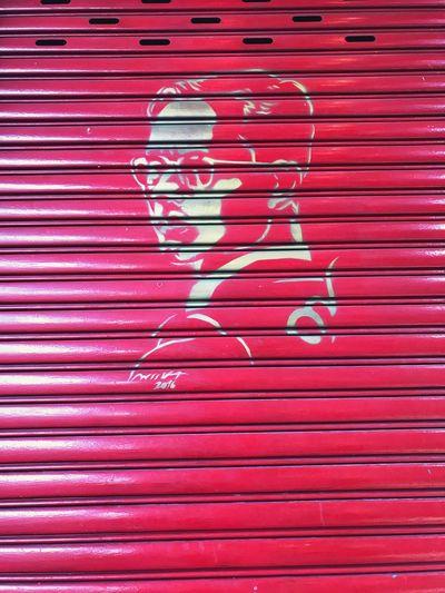 King Rama 9 Red