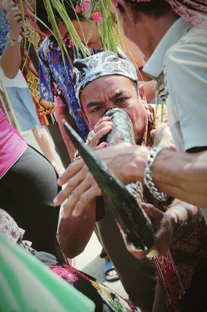 Tradisional Adat Dayak Ketapang Indonesia Traditional KALIMANTANBARAT Pontianak City Wonderful Indonesia Eye4photography
