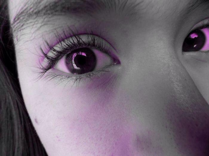 Eye Eyelashes
