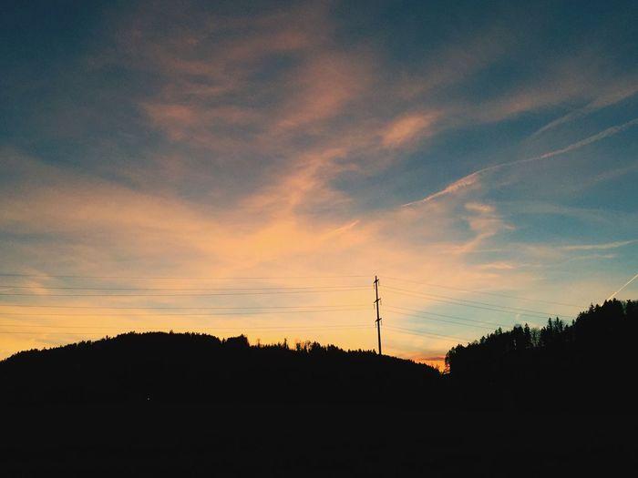 Shillouette EyeEm Nature Lover Nature Sunset