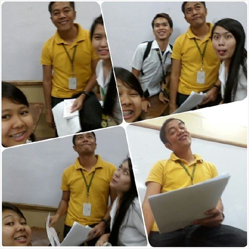 Last day of IntoPhilo Class Prof .Medel Latergram