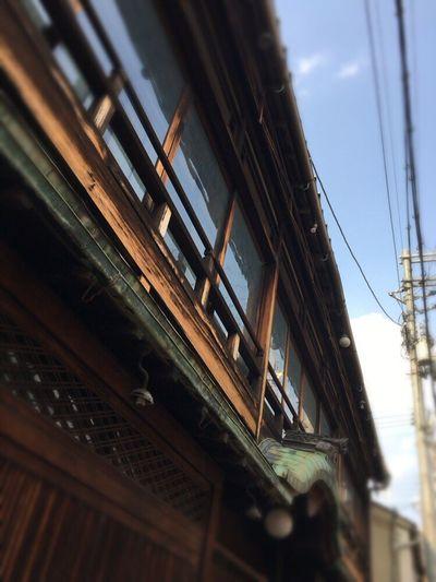 Kyoto City Kyoto, Japan Kyoto,japan Kyoto Matiya Matiya Kyoto Labyrinth Kyoto Street Wandering Kyoto Sky