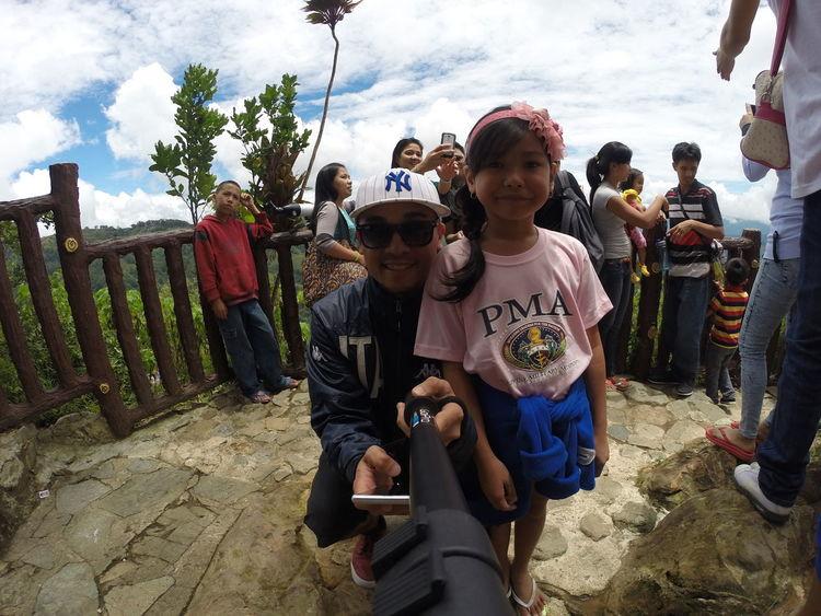 Me & @Faith GoPro Hero3+ Noedit #nofilter #notneeded at MinesViewPark Bagiuo, Philippines Beautiful World