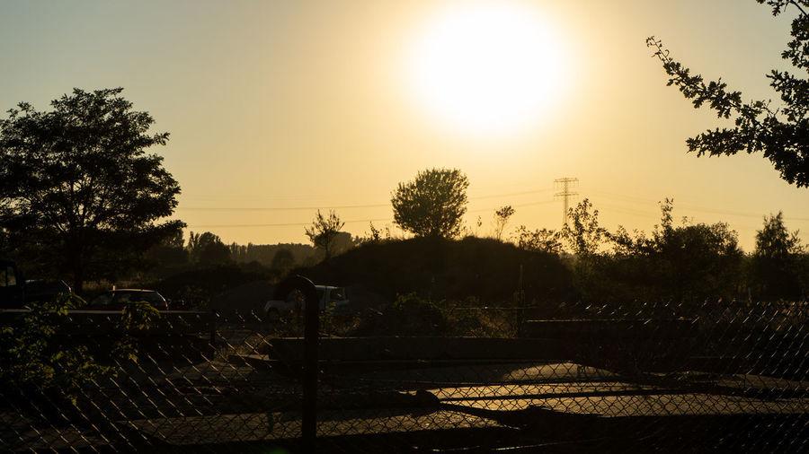 sunny Barrier