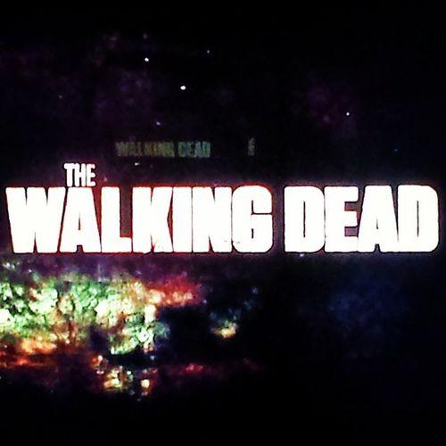 MY SOCIAL LIFE IS DEAD FOR WALKING DEAD Walkingdead Season4 Fanboy ZombieDrama