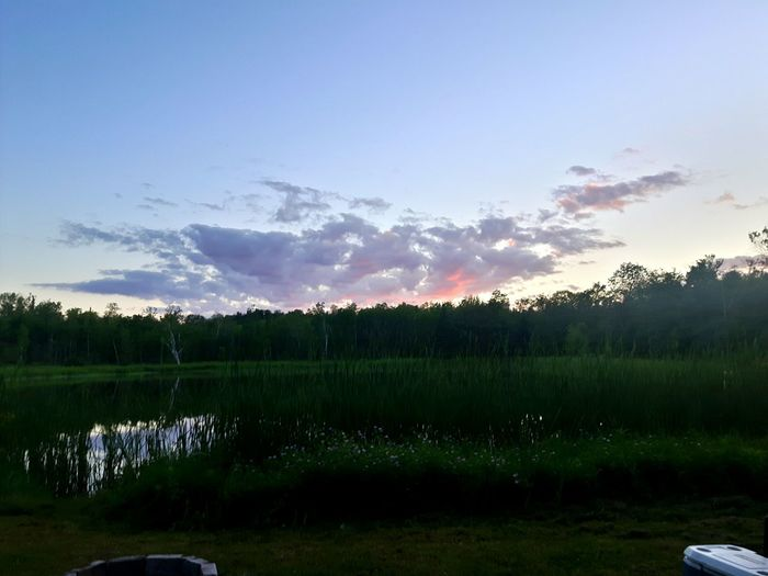 Sunset Canadian Ontario Countrylife Country Living Outdoors Iamcanadian Nature Water Peaceful Relaxation