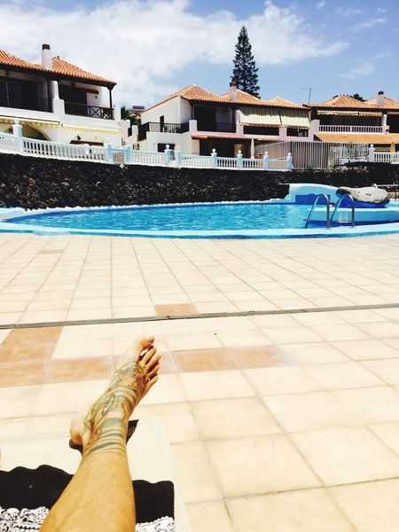 Ejoying Life No People Pool Day Hello World Laislabonita