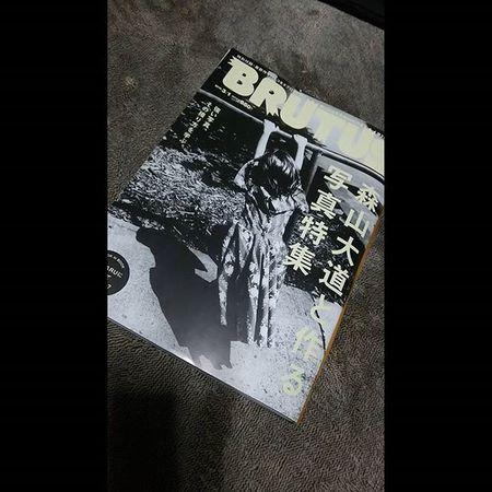 やっぱり買ってしまうBRUTUS。 今回は森山大道特集。 Brutus ブルータス 雑誌 森山大道 DaidoMoriyama Team_jp_ Japan Instagood Icu_japan Ig_japan Jp_gallery Japan_focus 写真 写真家 カメラ Camera