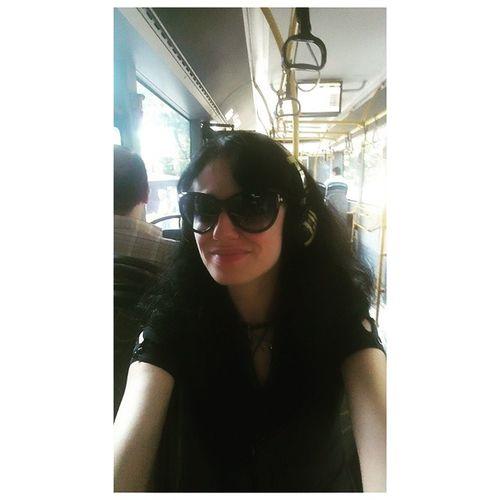 Photogrid Günaydın Blacktoblack Yeah guzelhaftalar Gunaydin 😊😊😊😊 iett otobüs_selfiesi