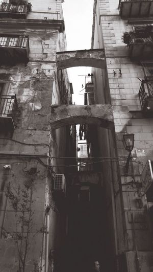 When The Streets Have No Name Bnw_friday_eyeemchallenge Palermo