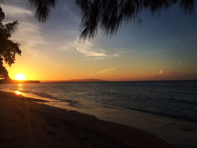 Sunset Sunset_collection Beach Sumba Timur INDONESIA Beautiful Nature Beautiful Day Afternoon IPhoneography