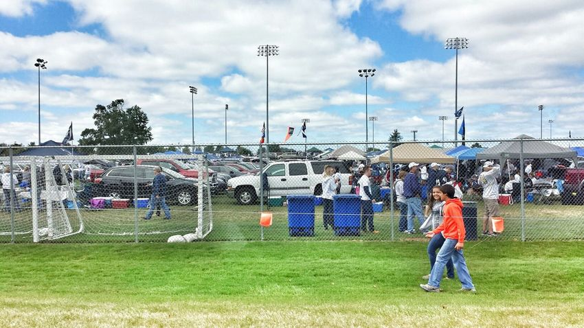 Pennstate Tailgating