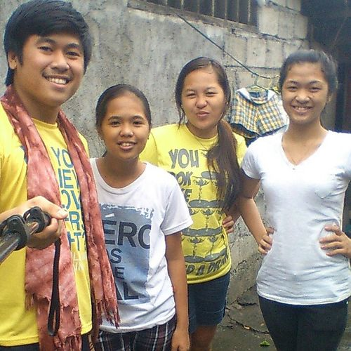 Happy People Nofilter#noedit Happynewyear2015 MyCousins